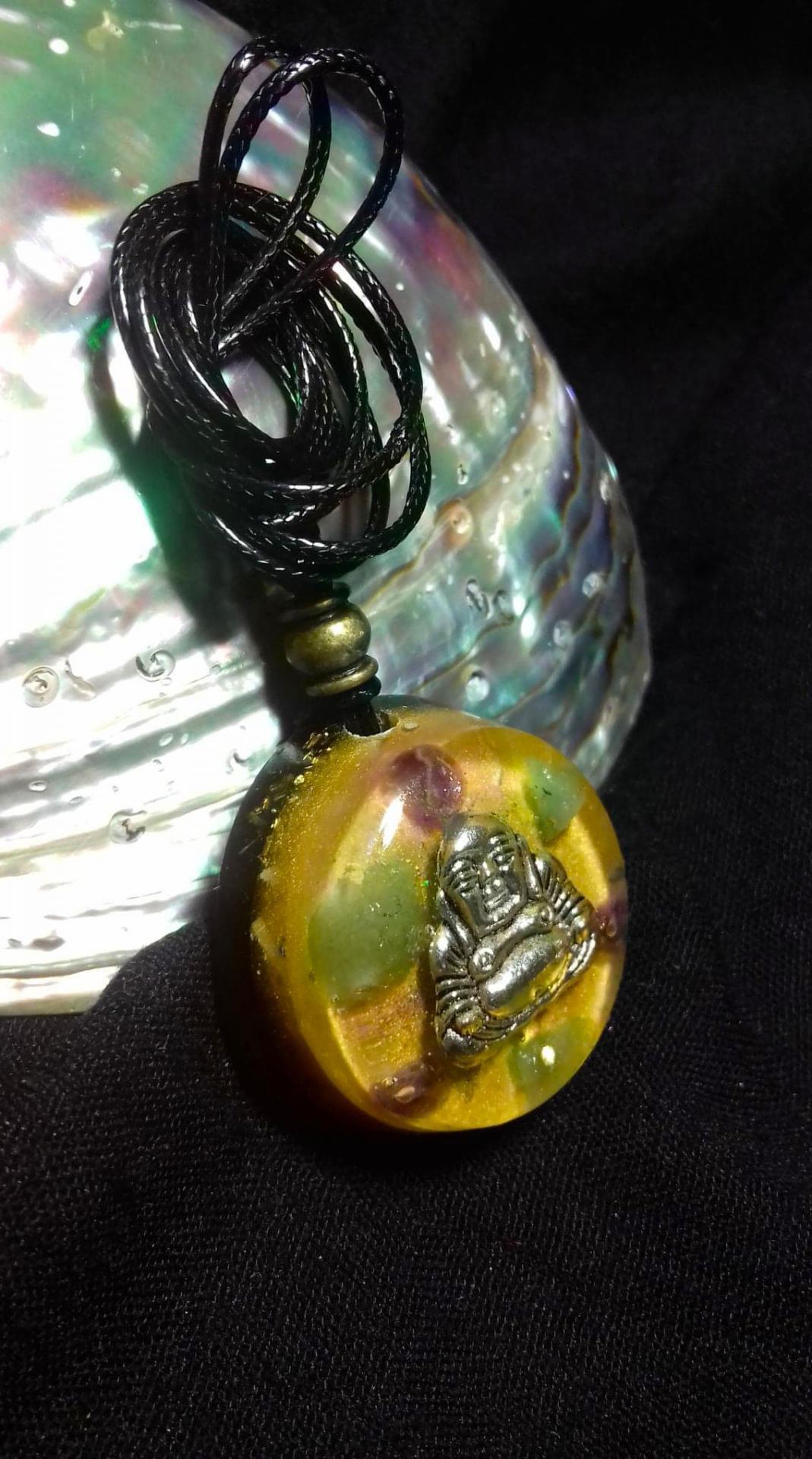 Orgonite pendentif ' Buddha' s Compassion  '