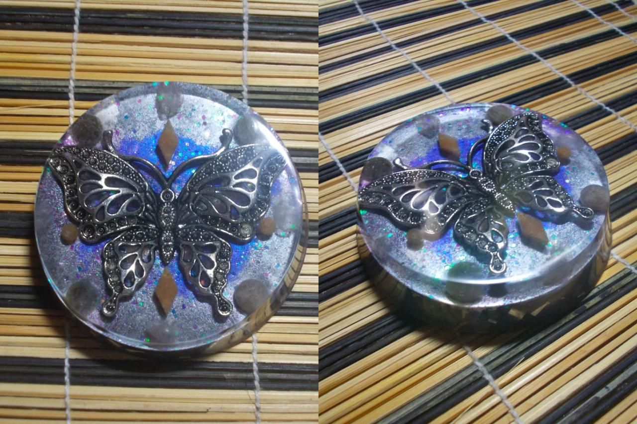 Butterfly Skies' mini