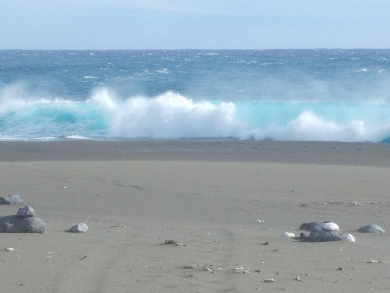 Beach' Réunion Island'