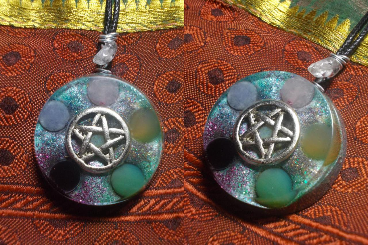 Wiccan Protection Spell' mini'